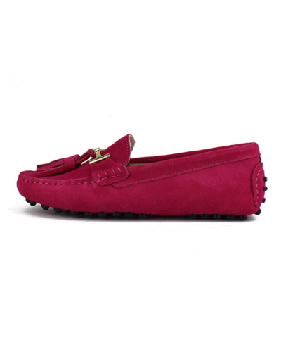 myloafers womens tassel driving shoes oxblood burgundy