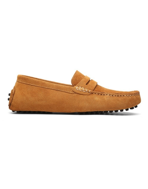loafer penny Mens Yellow